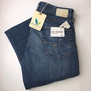 Woman's AG Protege Straight Leg Jeans NWT